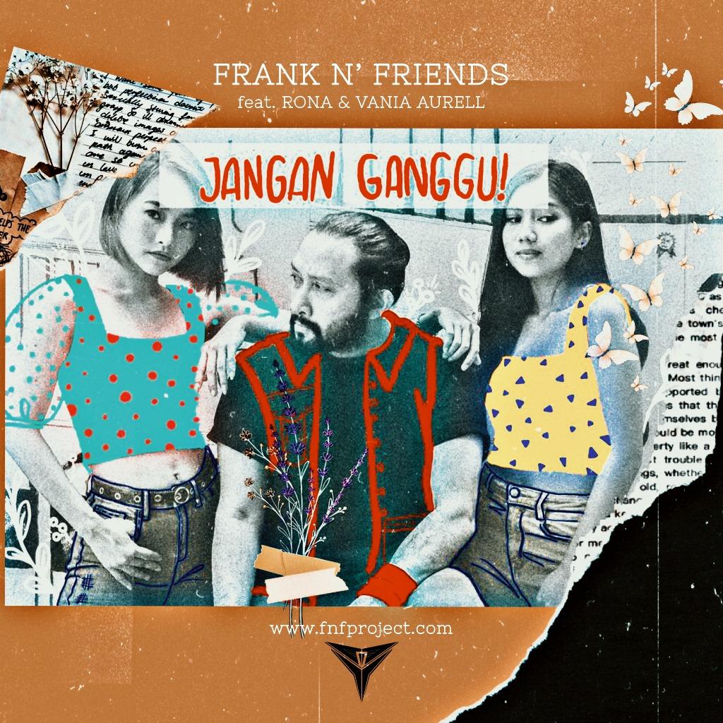 Jangan Ganggu Official Artwork
